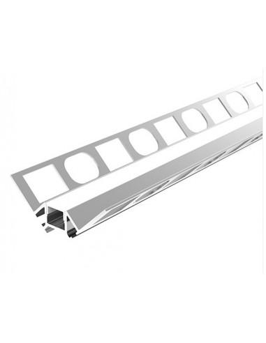 LED In Tile Corner Alu Profile