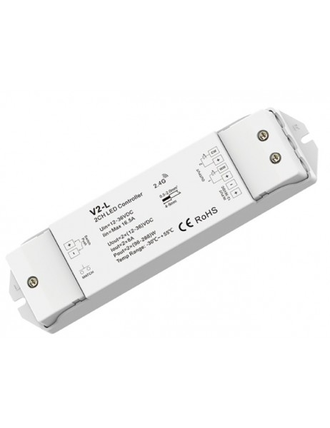 CCT RF Dimmer for CCT Led strips